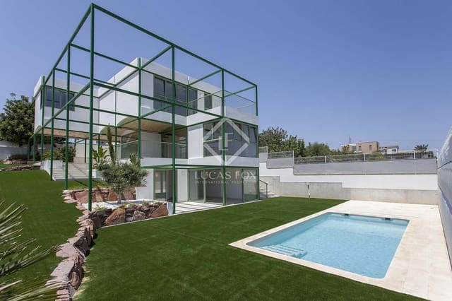 3 soverom Villa til leie i Godella med svømmebasseng garasje - € 3 300 (Ref: 5382595)