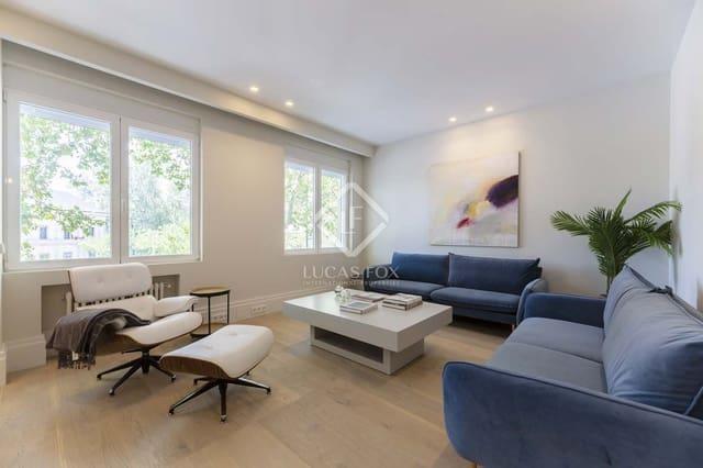 3 chambre Appartement à vendre à Madrid ville - 1 975 000 € (Ref: 5453072)