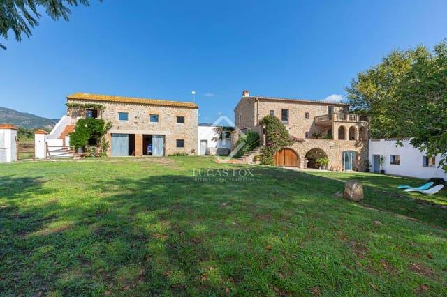 Finca/Casa Rural de 8 habitaciones en Cantallops en venta con piscina garaje - 1.950.000 € (Ref: 5540431)