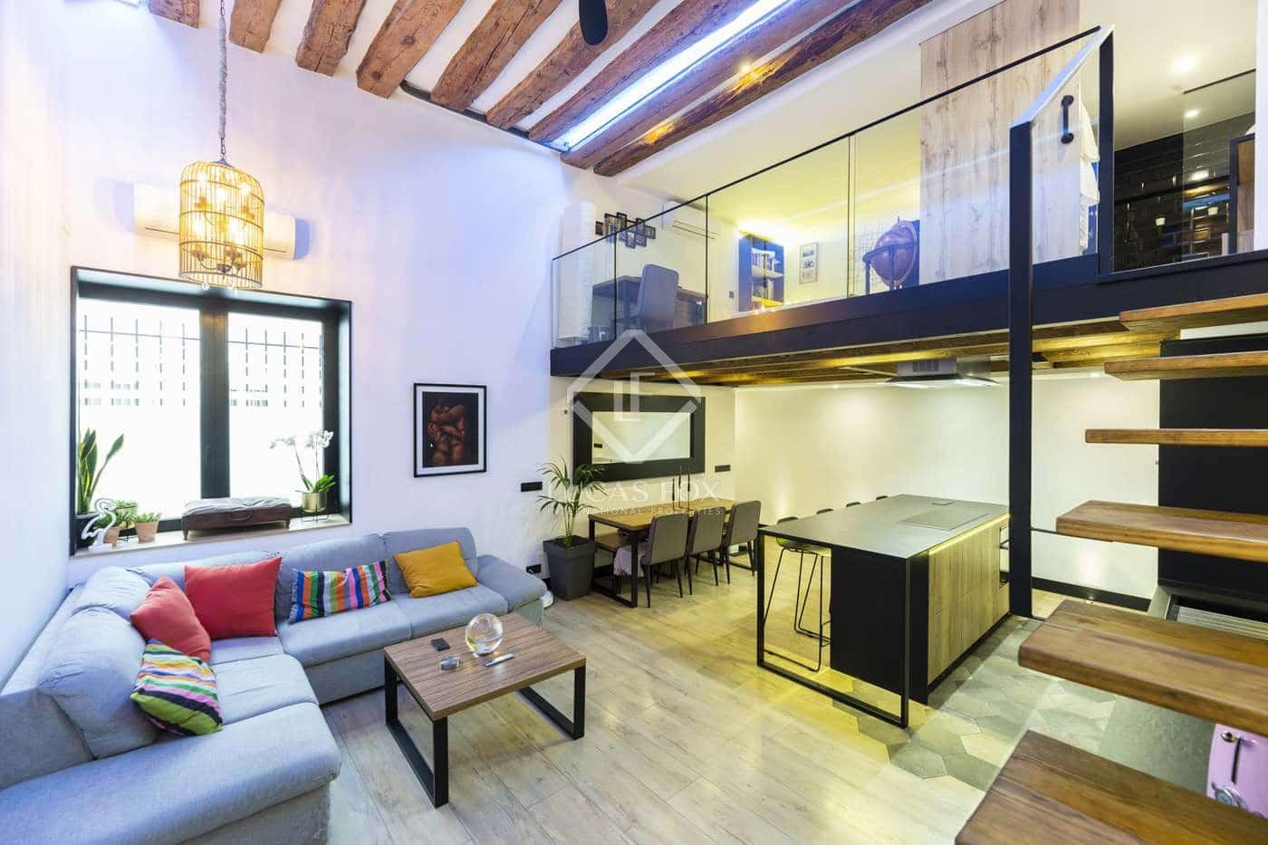 3 chambre Appartement à vendre à Madrid ville - 1 100 000 € (Ref: 5540432)