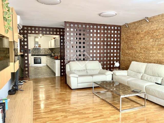 3 sovrum Lägenhet att hyra i Alicante stad med garage - 1 350 € (Ref: 5576842)