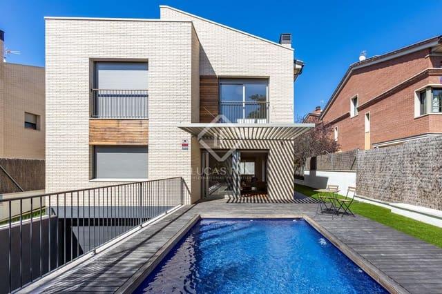 5 Zimmer Villa zu verkaufen in Vilassar de Dalt mit Pool Garage - 990.000 € (Ref: 5606545)