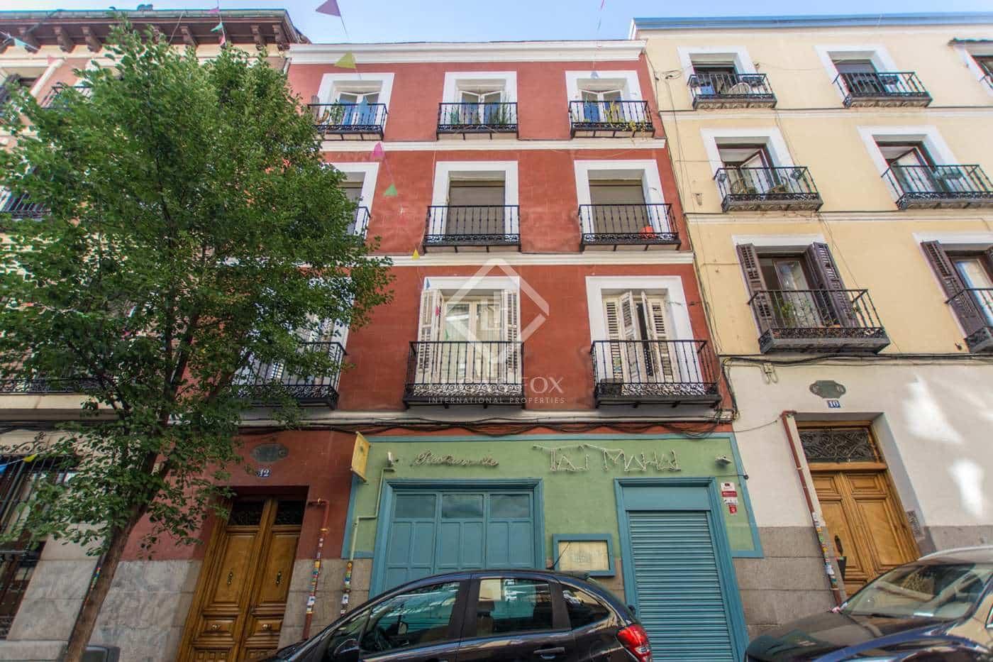 2 Zimmer Apartment zu verkaufen in Madrid Stadt - 550.000 € (Ref: 5619089)
