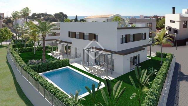 4 soverom Villa til salgs i Montgat med garasje - € 890 000 (Ref: 5656666)