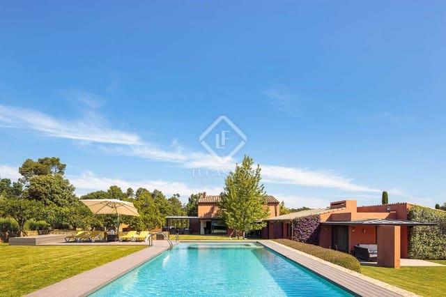 8 chambre Finca/Maison de Campagne à vendre à Torrent avec piscine garage - 4 500 000 € (Ref: 5751082)
