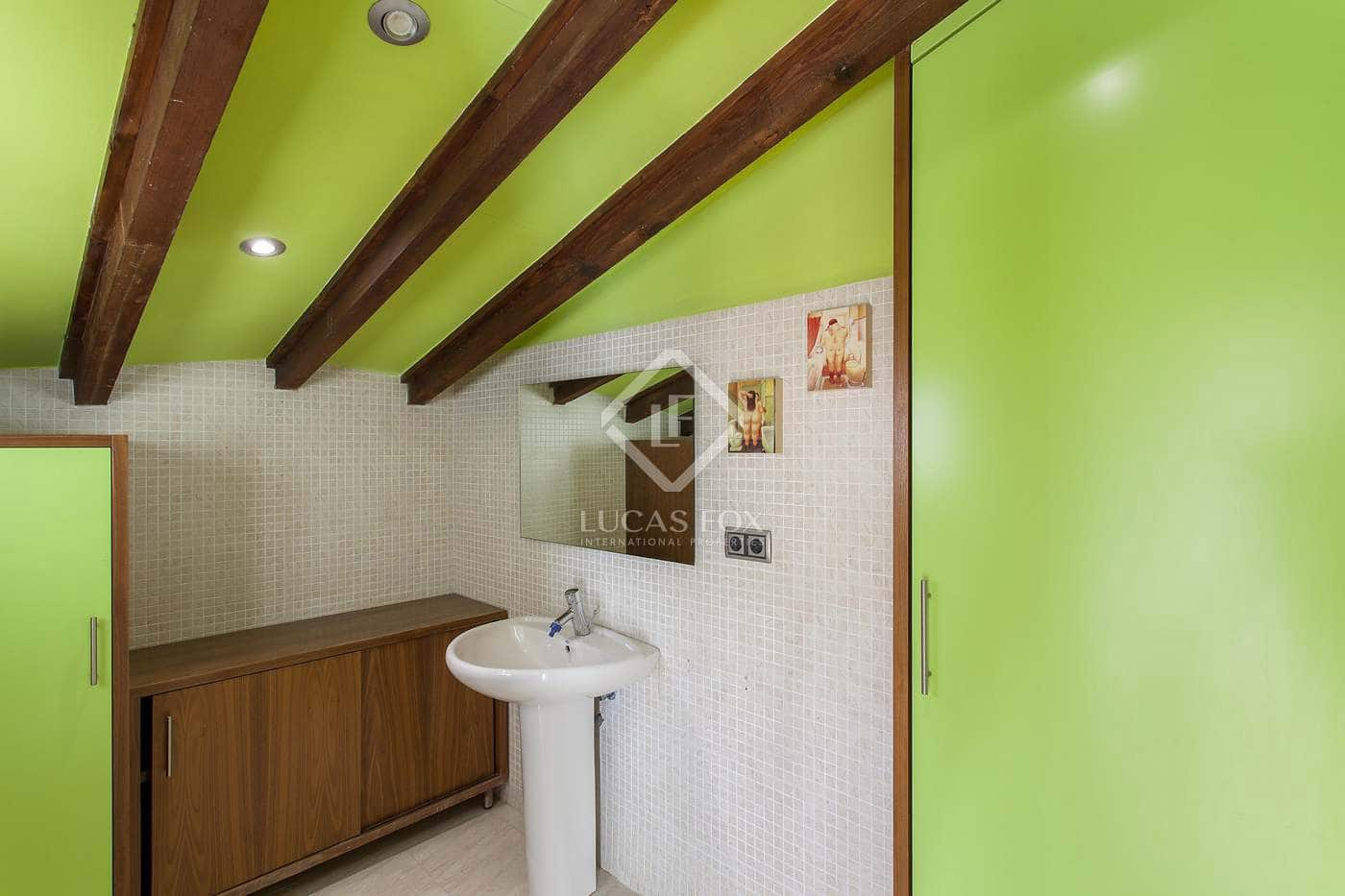 3 soverom Penthouse til leie i Valencia by - € 1 600 (Ref: 5751094)
