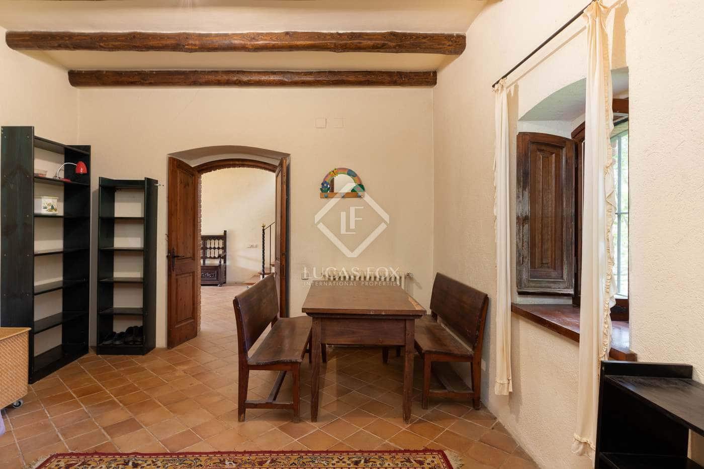 10 bedroom Finca/Country House for sale in Macanet de la Selva with pool garage - € 1,200,000 (Ref: 5898359)