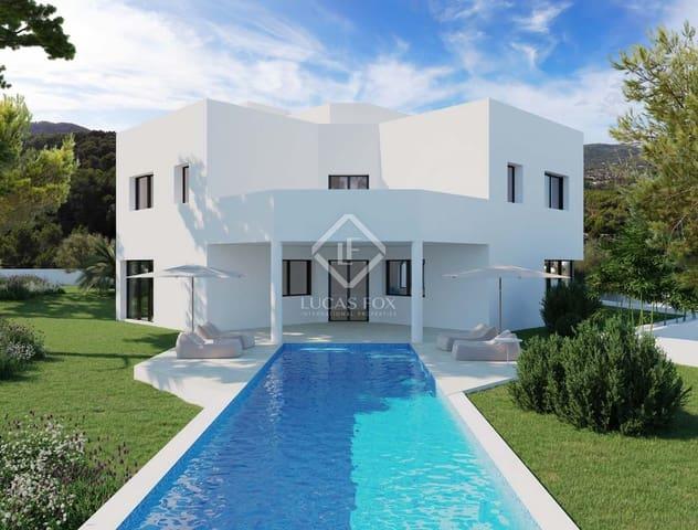 Terrain à Bâtir à vendre à Santa Eulalia / Santa Eularia - 750 000 € (Ref: 5990735)