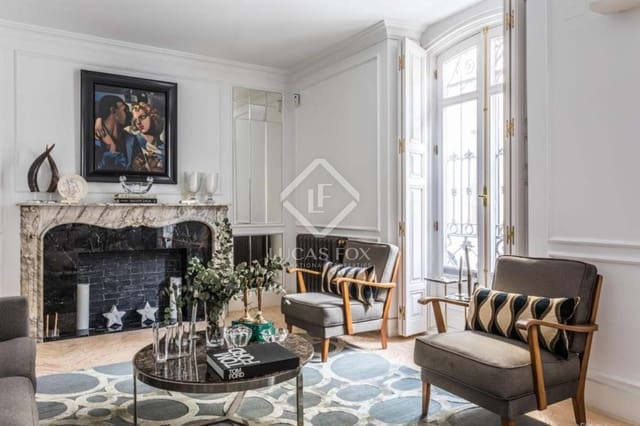 3 soveværelse Finca/Landehus til salg i Madrid by - € 2.460.000 (Ref: 6000504)