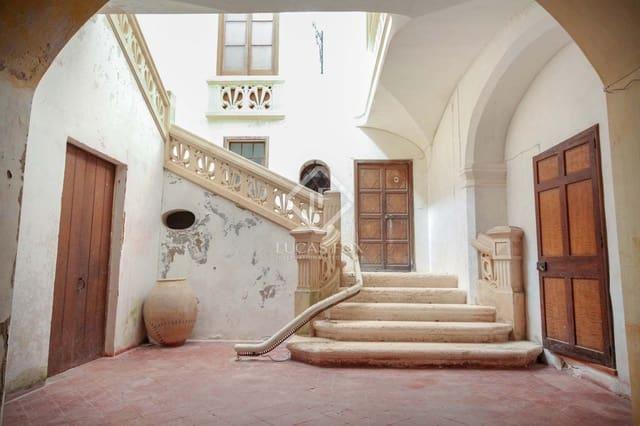 15 sovrum Kommersiell till salu i Ciutadella de Menorca - 2 310 000 € (Ref: 6380116)