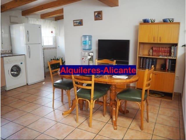 2 slaapkamer Bungalow te huur in San Vicente / Sant Vicent del Raspeig met zwembad - € 560 (Ref: 5878066)