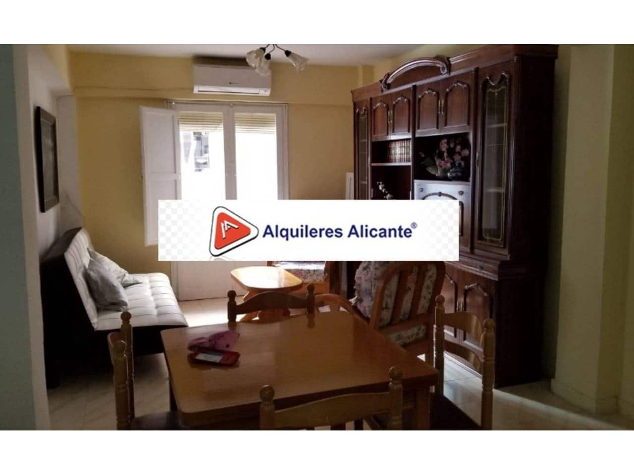 3 bedroom Flat for rent in Alicante / Alacant city - € 530 (Ref: 5914344)