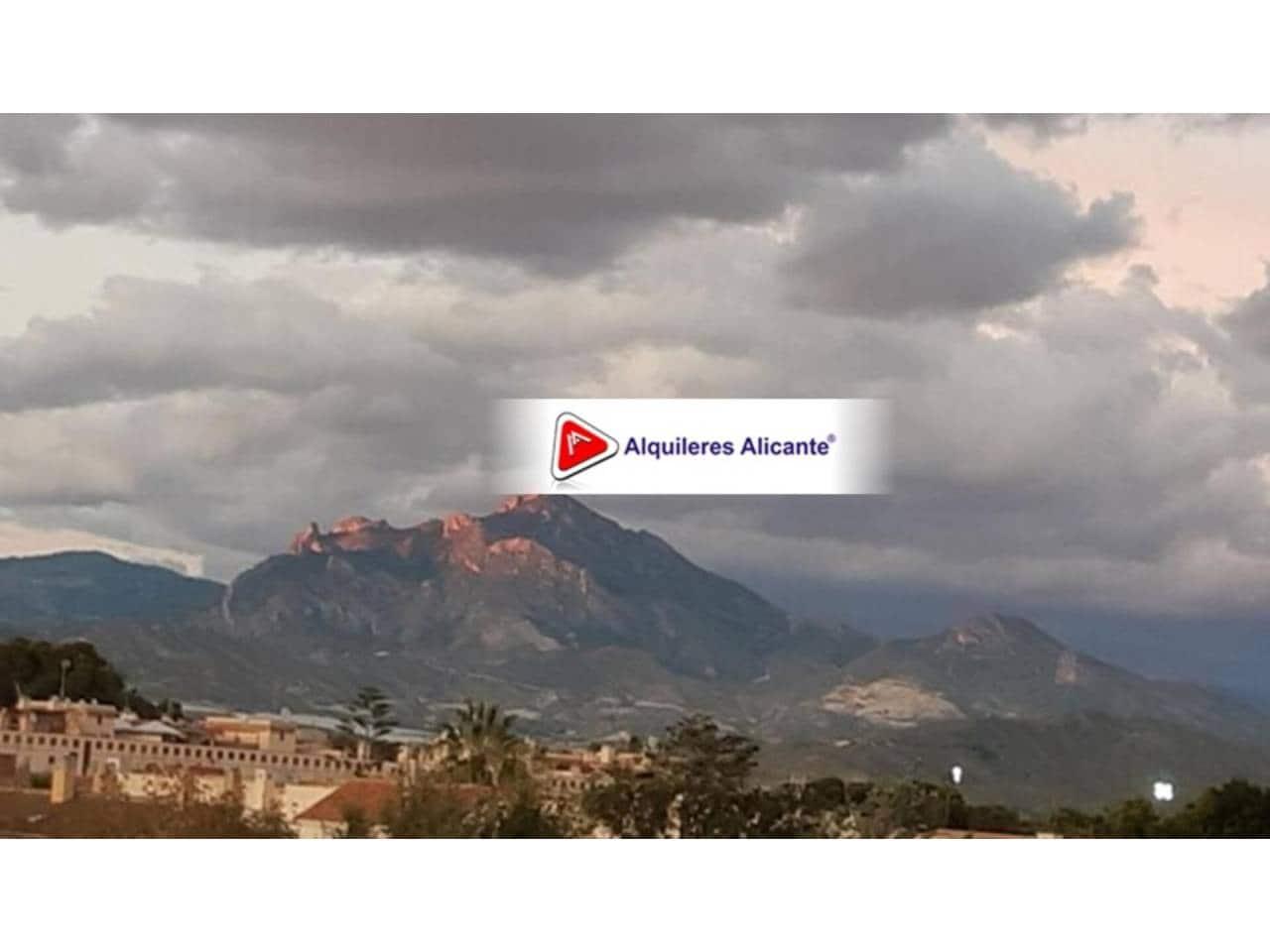 3 bedroom Penthouse for rent in San Juan de Alicante / Sant Joan d'Alacant - € 1,000 (Ref: 5921850)