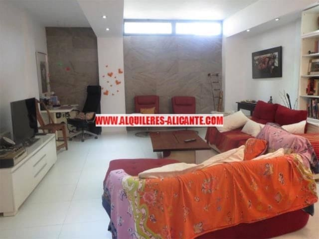 3 soverom Hus til leie i Muchamiel / Mutxamel med svømmebasseng garasje - € 1 300 (Ref: 6040610)