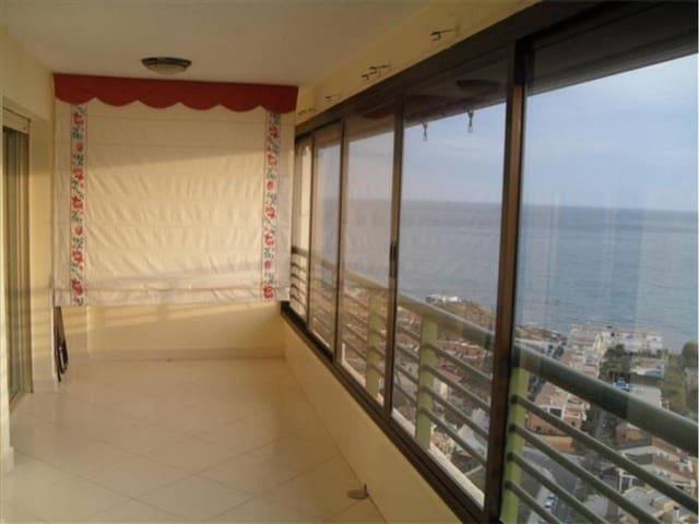 3 soverom Penthouse til leie i Cabo de las Huertas med svømmebasseng garasje - € 1 200 (Ref: 6040613)