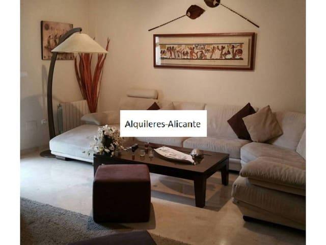 6 soveværelse Villa til leje i Cabo de las Huertas med swimmingpool garage - € 3.700 (Ref: 6040614)