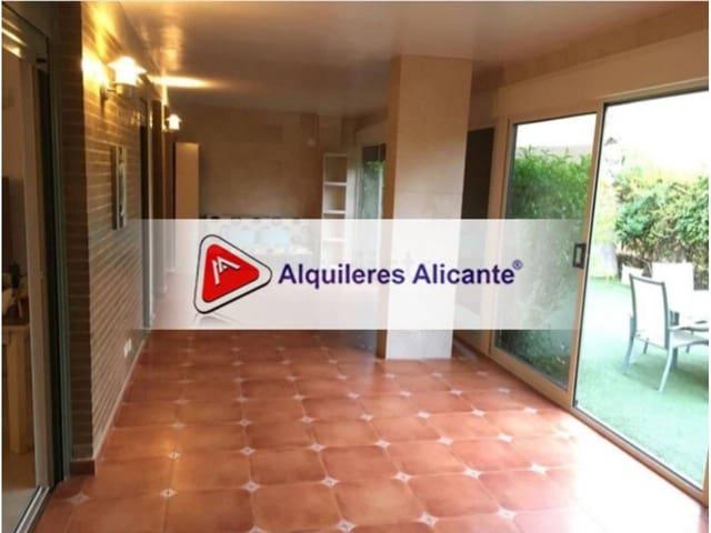 3 soverom Rekkehus til leie i Playa de San Juan med svømmebasseng garasje - € 1 250 (Ref: 6066857)