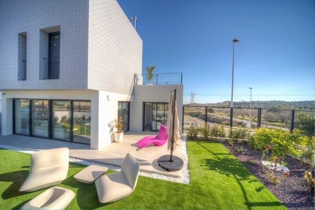 3 sypialnia Bungalow na sprzedaż w San Miguel de Salinas z basenem - 269 000 € (Ref: 3930467)