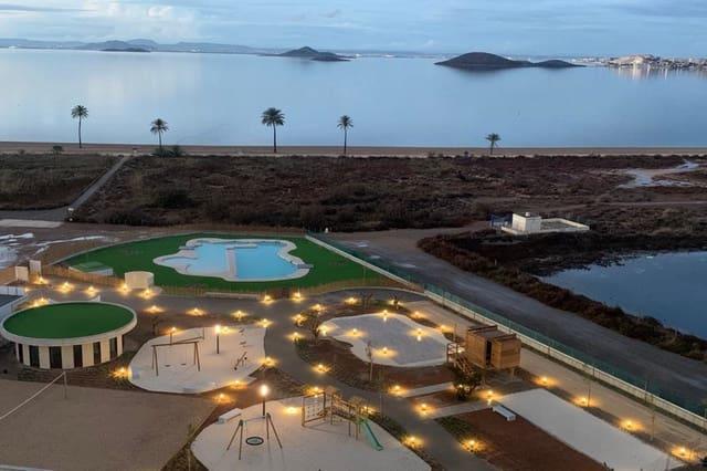 3 bedroom Apartment for sale in La Manga del Mar Menor with pool garage - € 198,000 (Ref: 4473630)
