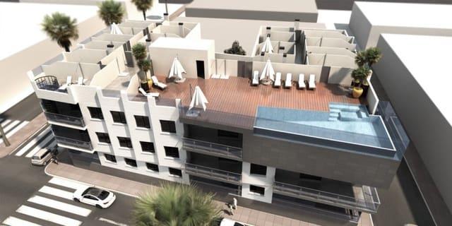 3 sypialnia Apartament na sprzedaż w Los Alcazares z basenem garażem - 179 900 € (Ref: 4520941)