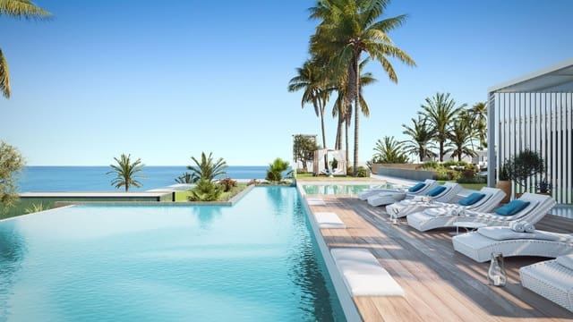 2 soveværelse Rækkehus til salg i La Villajoyosa / Vila Joiosa med swimmingpool garage - € 395.000 (Ref: 4663638)