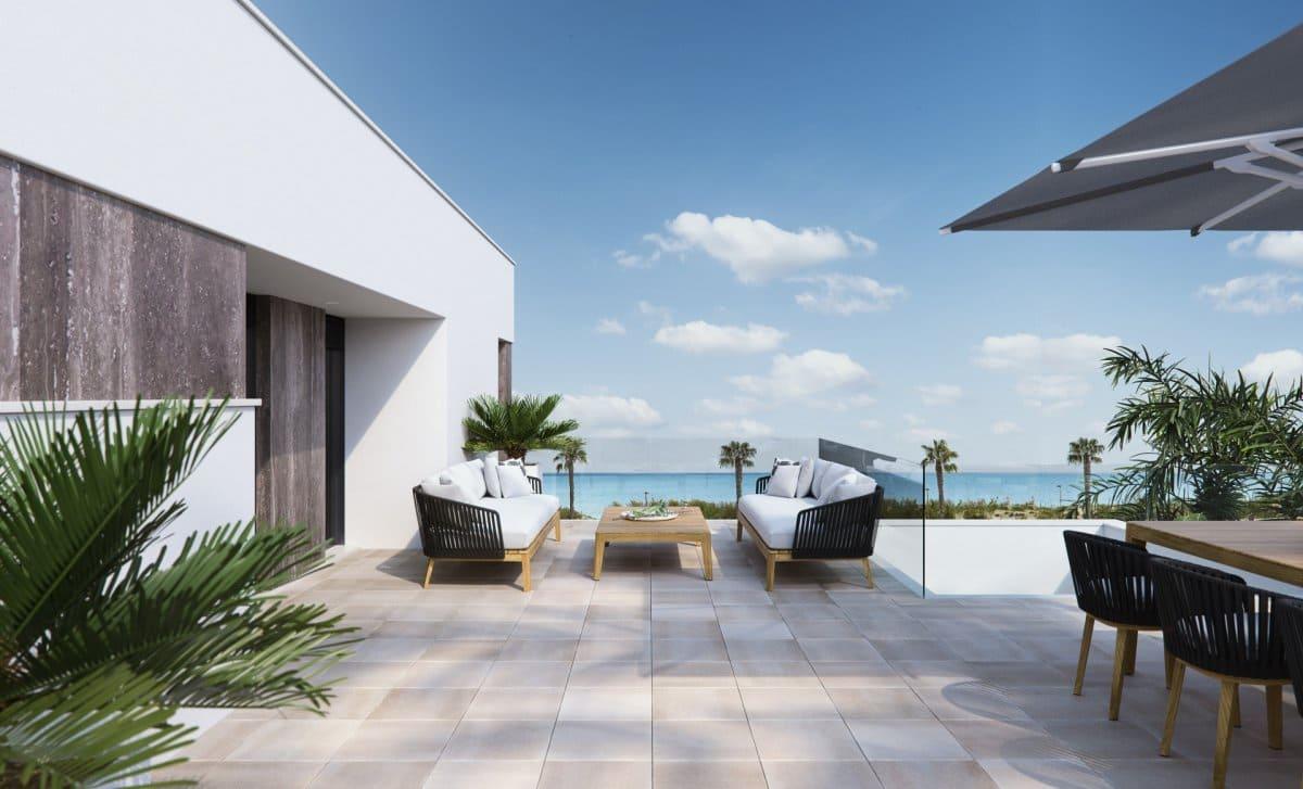 Chalet de 5 habitaciones en Pilar de la Horadada en venta con piscina - 1.550.000 € (Ref: 4922031)