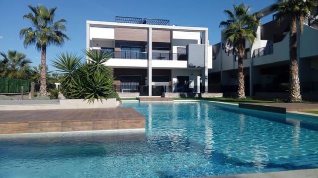 Adosado de 2 habitaciones en Guardamar del Segura en venta con piscina garaje - 152.000 € (Ref: 5221178)