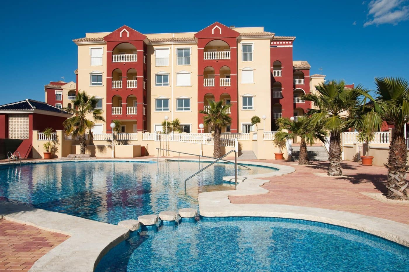 2 bedroom Apartment for sale in Los Alcazares with pool garage - € 159,000 (Ref: 5221180)