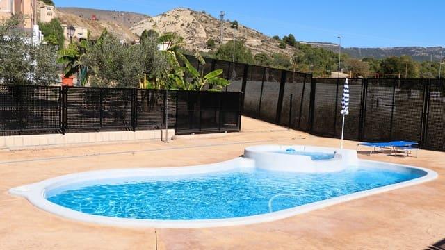 3 chambre Appartement à vendre à Jijona / Xixona avec piscine garage - 87 000 € (Ref: 5221184)
