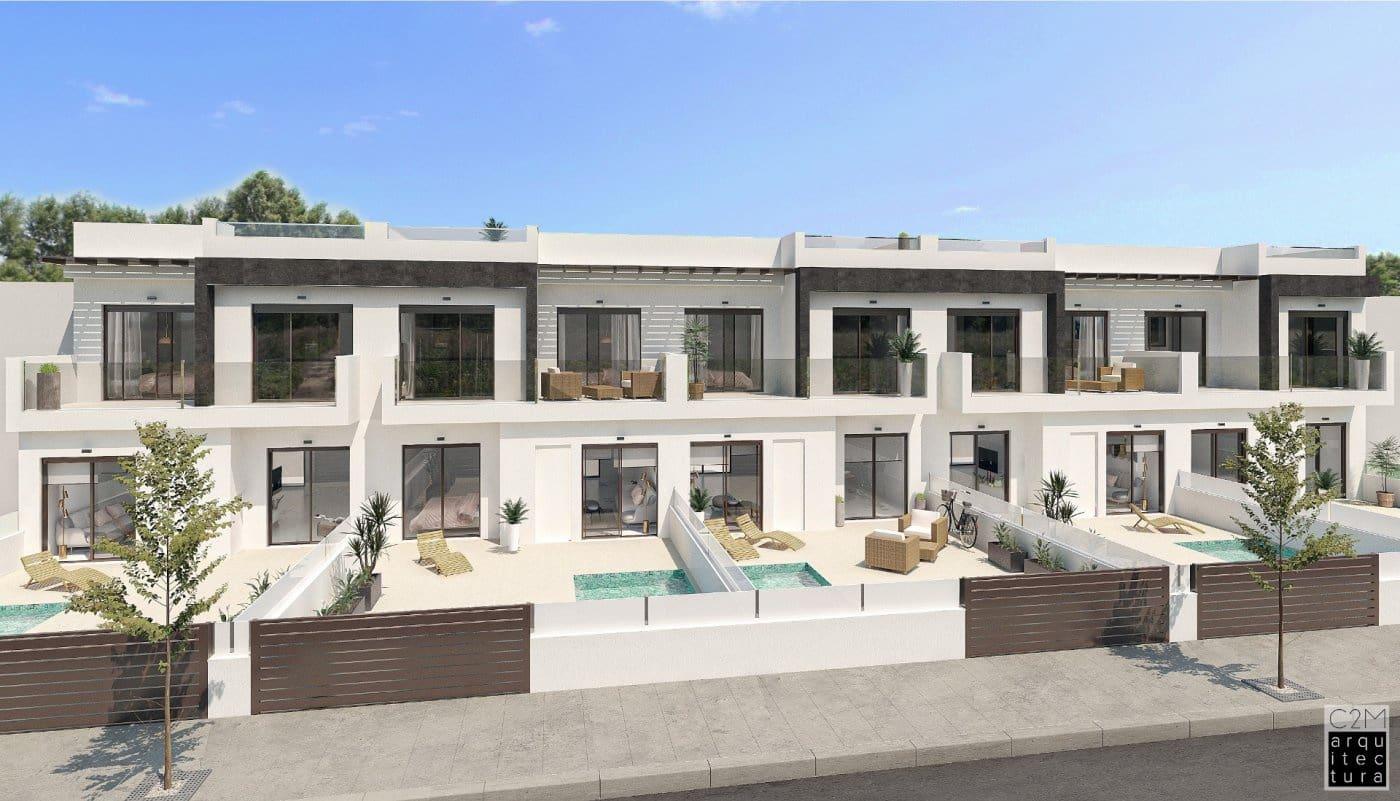 3 bedroom Terraced Villa for sale in San Pedro del Pinatar with pool - € 209,000 (Ref: 5221196)