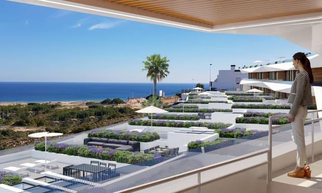2 sypialnia Apartament na sprzedaż w Gran Alacant z basenem garażem - 245 000 € (Ref: 6182078)