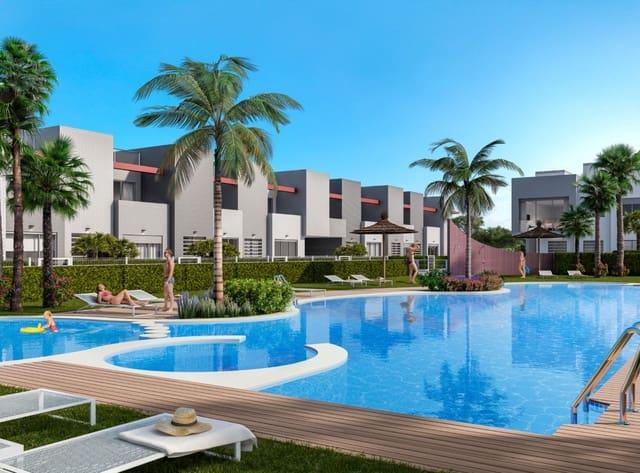 2 sypialnia Dom szeregowy na sprzedaż w Torrevieja z basenem garażem - 162 900 € (Ref: 6182151)