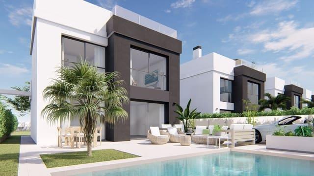 3 bedroom Villa for sale in Muchamiel / Mutxamel with pool - € 365,000 (Ref: 6182165)