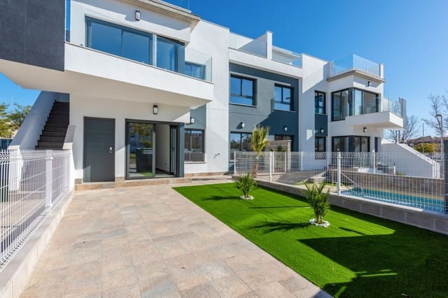 2 bedroom Terraced Villa for sale in Pilar de la Horadada with pool - € 189,000 (Ref: 6182166)