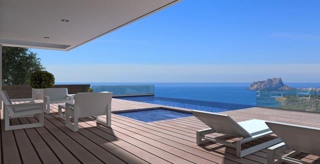 3 sypialnia Willa na sprzedaż w Cumbre del Sol z basenem garażem - 1 600 000 € (Ref: 6182167)