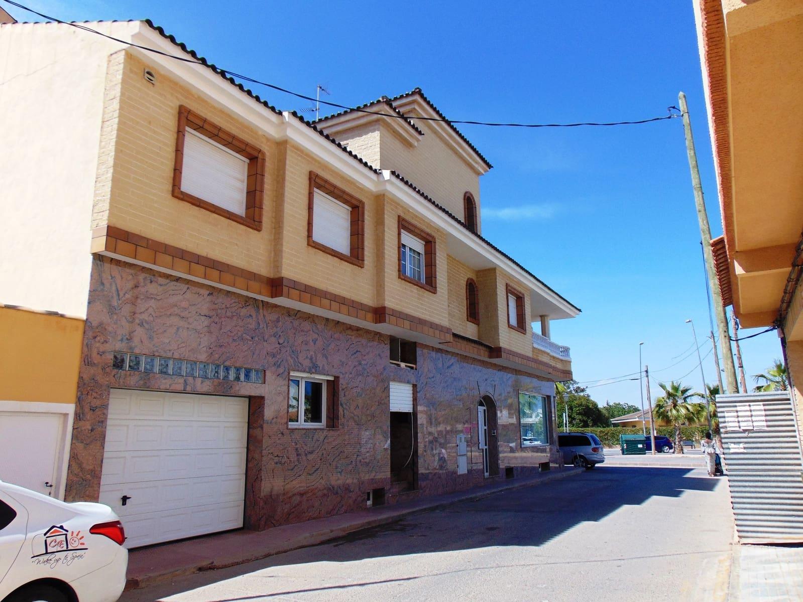 5 sypialnia Komercyjne na sprzedaż w Los Alcazares z garażem - 569 950 € (Ref: 4590947)