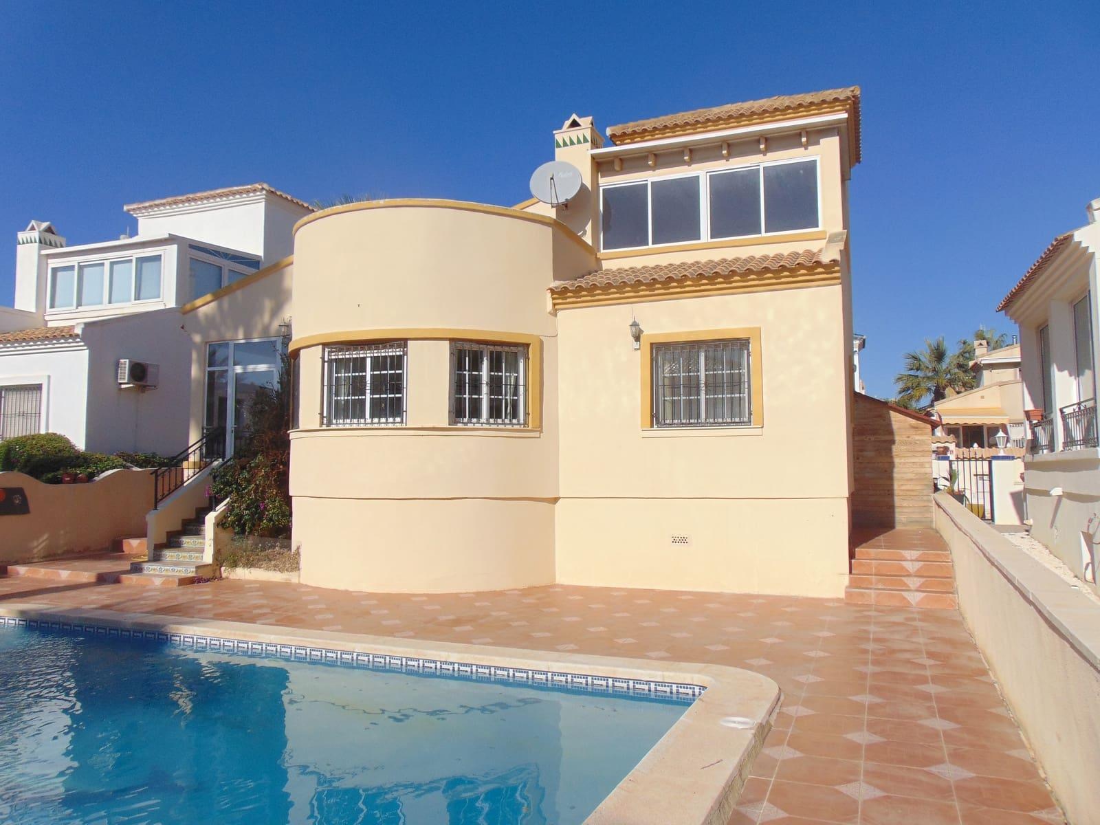 Chalet de 3 habitaciones en Playa Flamenca en venta con piscina - 249.950 € (Ref: 4926180)