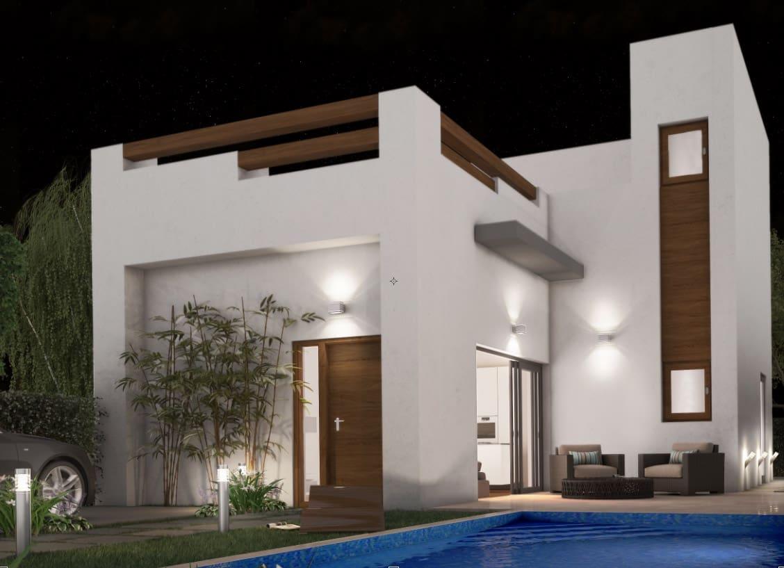Chalet de 3 habitaciones en Benijófar en venta con piscina garaje - 269.900 € (Ref: 4926198)