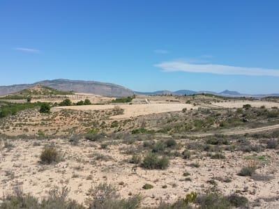 Undeveloped Land for sale in Caudete - € 29,900 (Ref: 4926496)