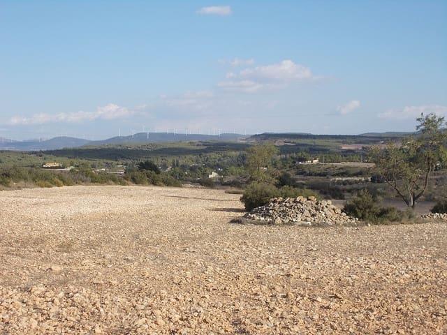 Ubebygd land til salgs i Almansa - € 27 500 (Ref: 4926507)