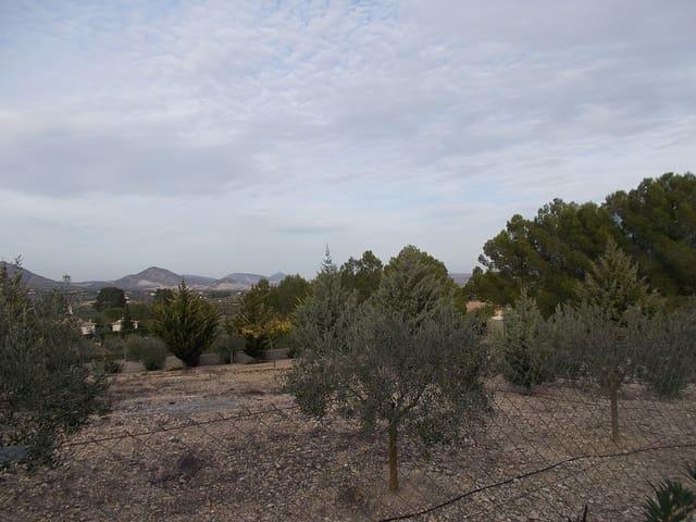 Landgrundstück zu verkaufen in Caudete - 39.000 € (Ref: 4947236)