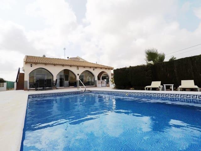 3 Zimmer Finca/Landgut zu verkaufen in Casas Blancas mit Pool - 225.000 € (Ref: 4947424)