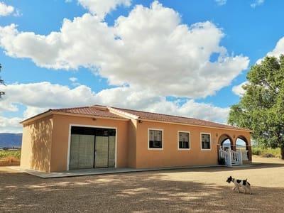 4 Zimmer Villa zu verkaufen in Caudete mit Garage - 124.000 € (Ref: 5323162)