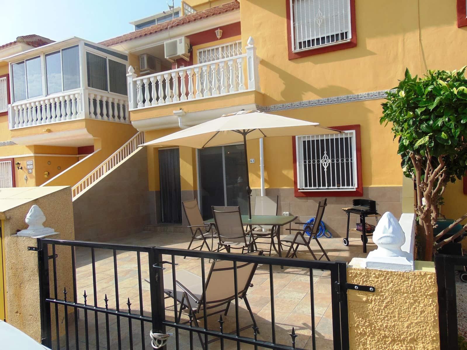 2 soveværelse Bungalow til salg i La Torreta med swimmingpool - € 114.950 (Ref: 5613855)