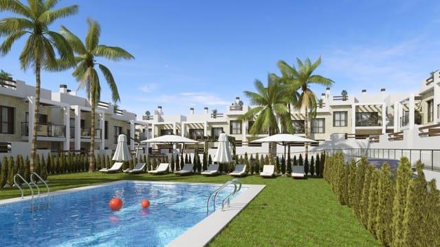2 sovrum Takvåning till salu i Los Balcones med pool - 179 500 € (Ref: 5192407)