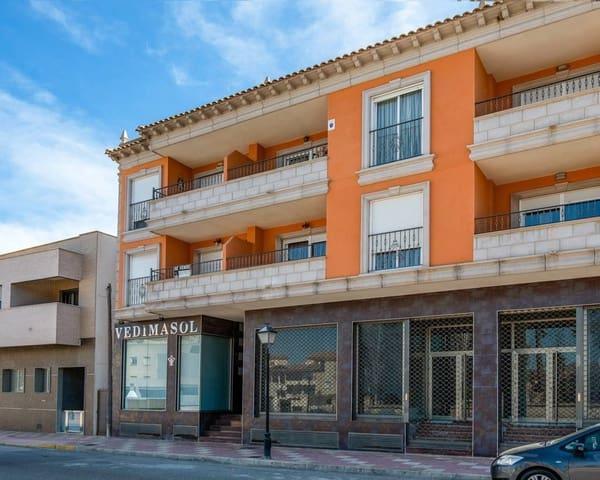 2 makuuhuone Kattohuoneisto myytävänä paikassa Jacarilla mukana  autotalli - 115 000 € (Ref: 6027387)