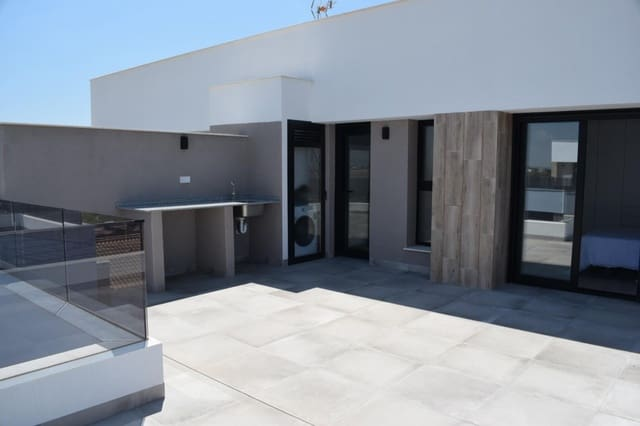 2 sovrum Bungalow till salu i La Ribera med pool garage - 169 950 € (Ref: 5738502)