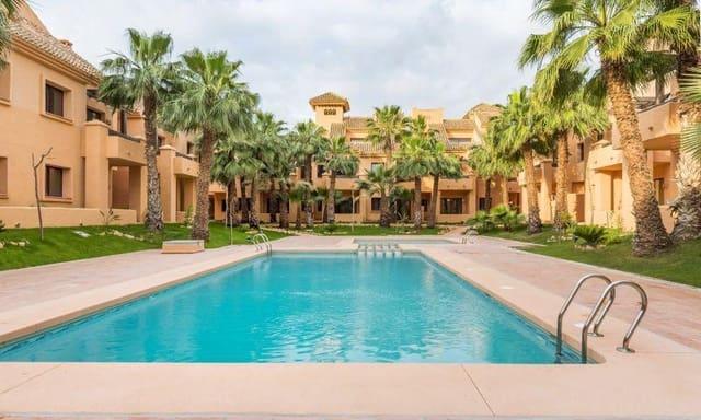 3 quarto Penthouse para venda em Los Narejos com piscina - 185 000 € (Ref: 6098053)