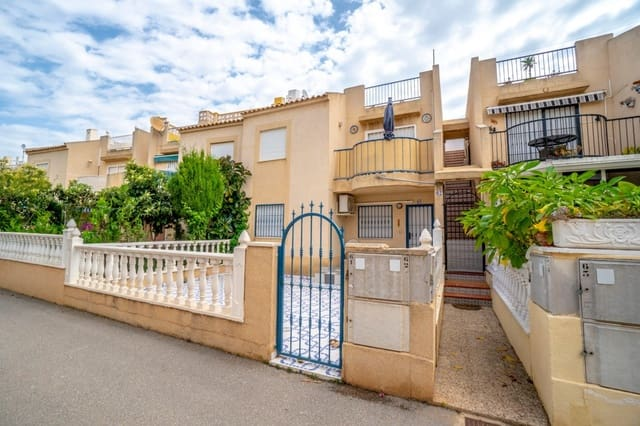 2 bedroom Bungalow for sale in El Chaparral with pool - € 78,500 (Ref: 6162965)