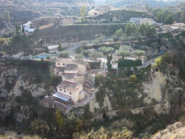 5 sypialnia Hotel na sprzedaż w Ricote z basenem - 295 000 € (Ref: 6206184)